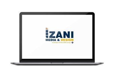 Izani Media and Design Website