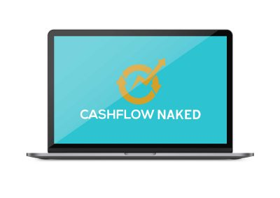 CASHFLOW Naked Website