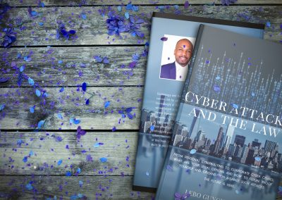 Cyber Attacks and The Law Book Cover