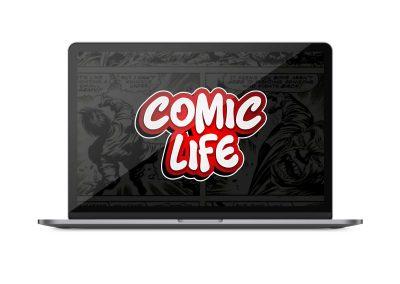 Comic Life Website